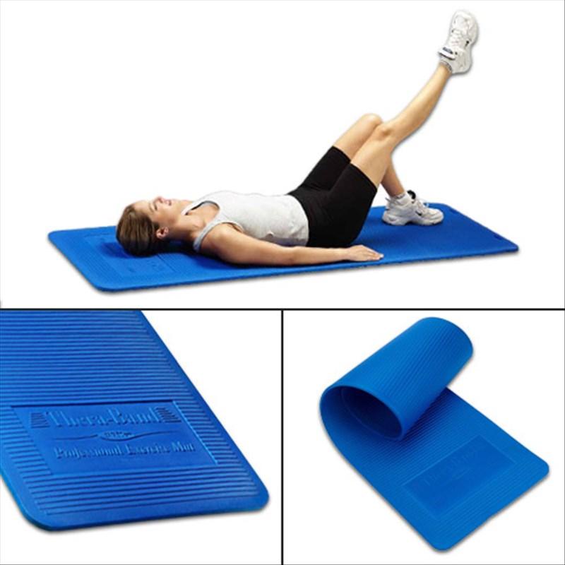 Acheter Tapis D Exercice Tapis De Sport Tapis De Yoga Bleu Medium