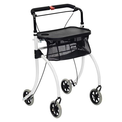 acheter le d ambulateur rollator avec chariot careserve. Black Bedroom Furniture Sets. Home Design Ideas