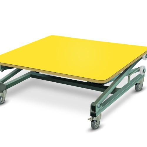 Table ajustable en hauteur pour enfant VariHeight - Basse ...