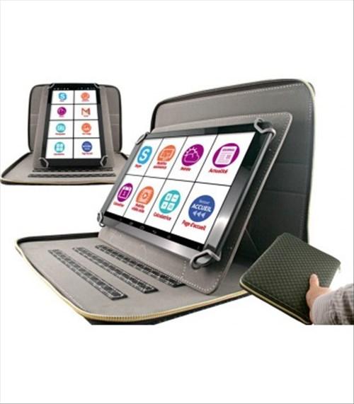 utiliser une tablette mobiho 10 pouces seniors