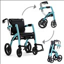 Rollz Motion - rollator et chaise roulante